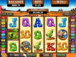 No download slot game Coyote Cash