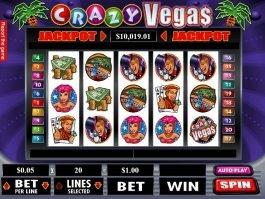 No download slot Crazy Vegas