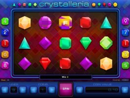 Spin casino free game Crystalleria