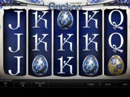 Play free slot game Cuckoo