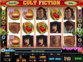 Cult Fiction free online slot