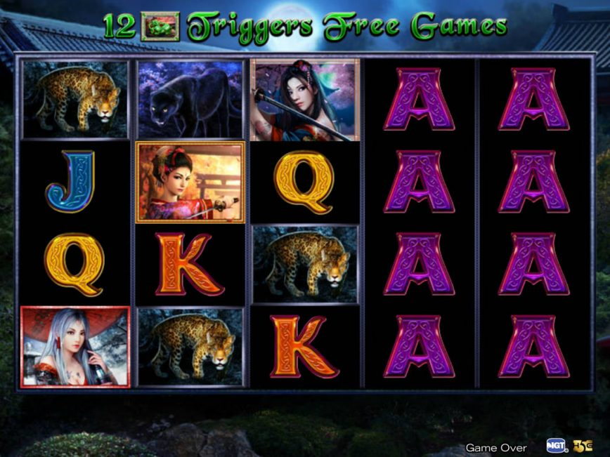 Free slot game Dangerous Beauty no deposit
