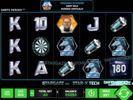 Play casino slot Darts Heroes