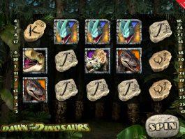 Casino free game Dawn of the Dinosaurs no deposit