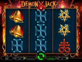 Spin casino slot game Demon Jack 27