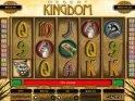 Play slot machine Desert Kingdom online