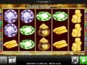 No deposit slot machine Diamond and Gold