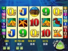 Free slot machine Dolphin Treasure online