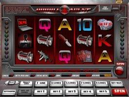 Slot machine for fun Double Agent