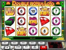 Double Bonus Loto