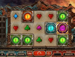 Image of casino game Double Dragons