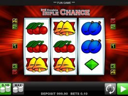 Play free online slot Double Triple Chance