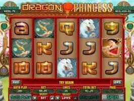 Online free game Dragon Princess by RTG
