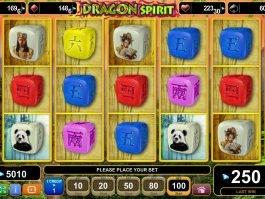 Free slot game Dragon Spirit with no deposit