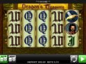 Casino free slot game Dragon's Treasure
