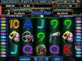 Dream Run casino slot game online