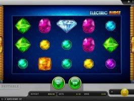 No deposit game Electric Burst online