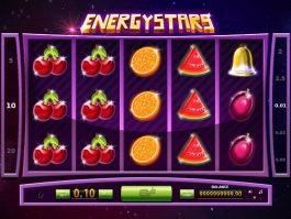 Free slot machine Energy Stars no deposit