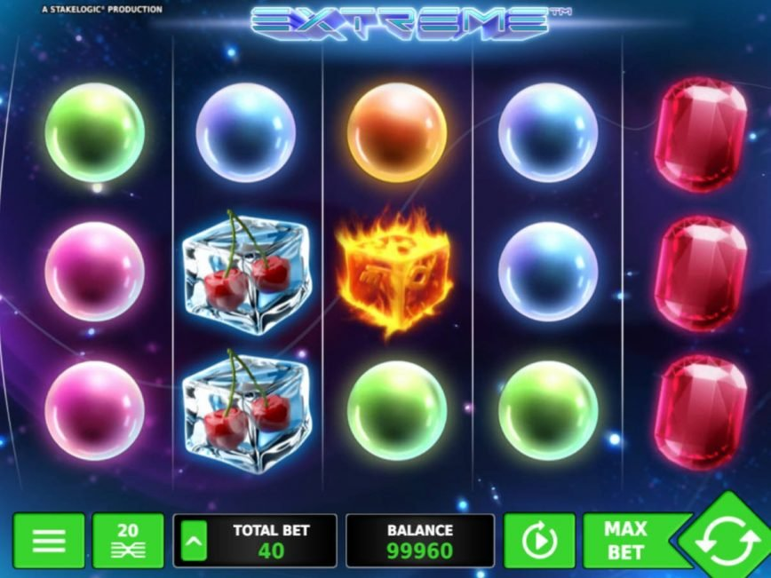 Slot machine Extreme online free