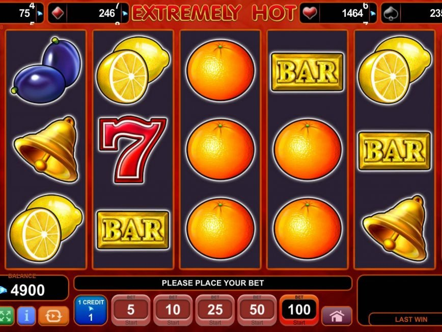 Spin casino free game Extremely Hot