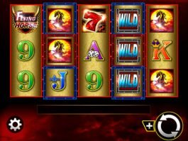 Online free slot Flying Horse by Ainsworth