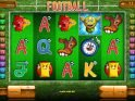 A picture of the casino slot game Football