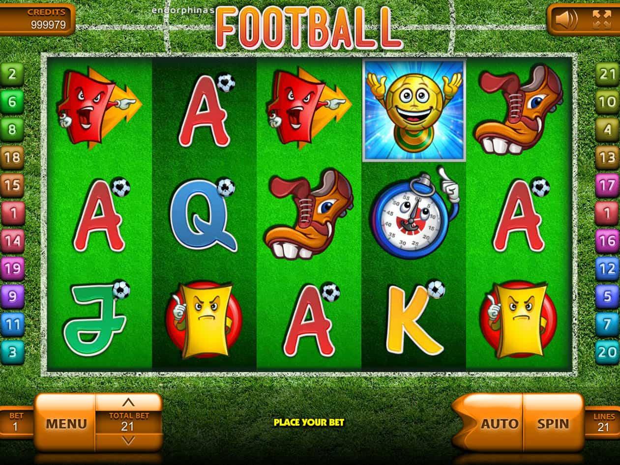 Football Slot Machine