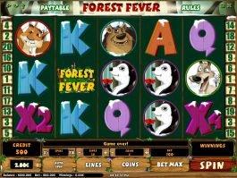 No download slot game Forest Fever