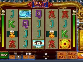 Spin slot machine Fortune Jump with no deposit