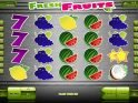 A picture of the casino slot game Fresh Fruits