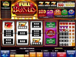 No registration online game Full Bonus