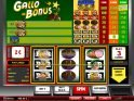 Gallo Bonus free online slot machine