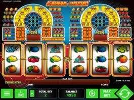 A picture of the slot Game 2000 online