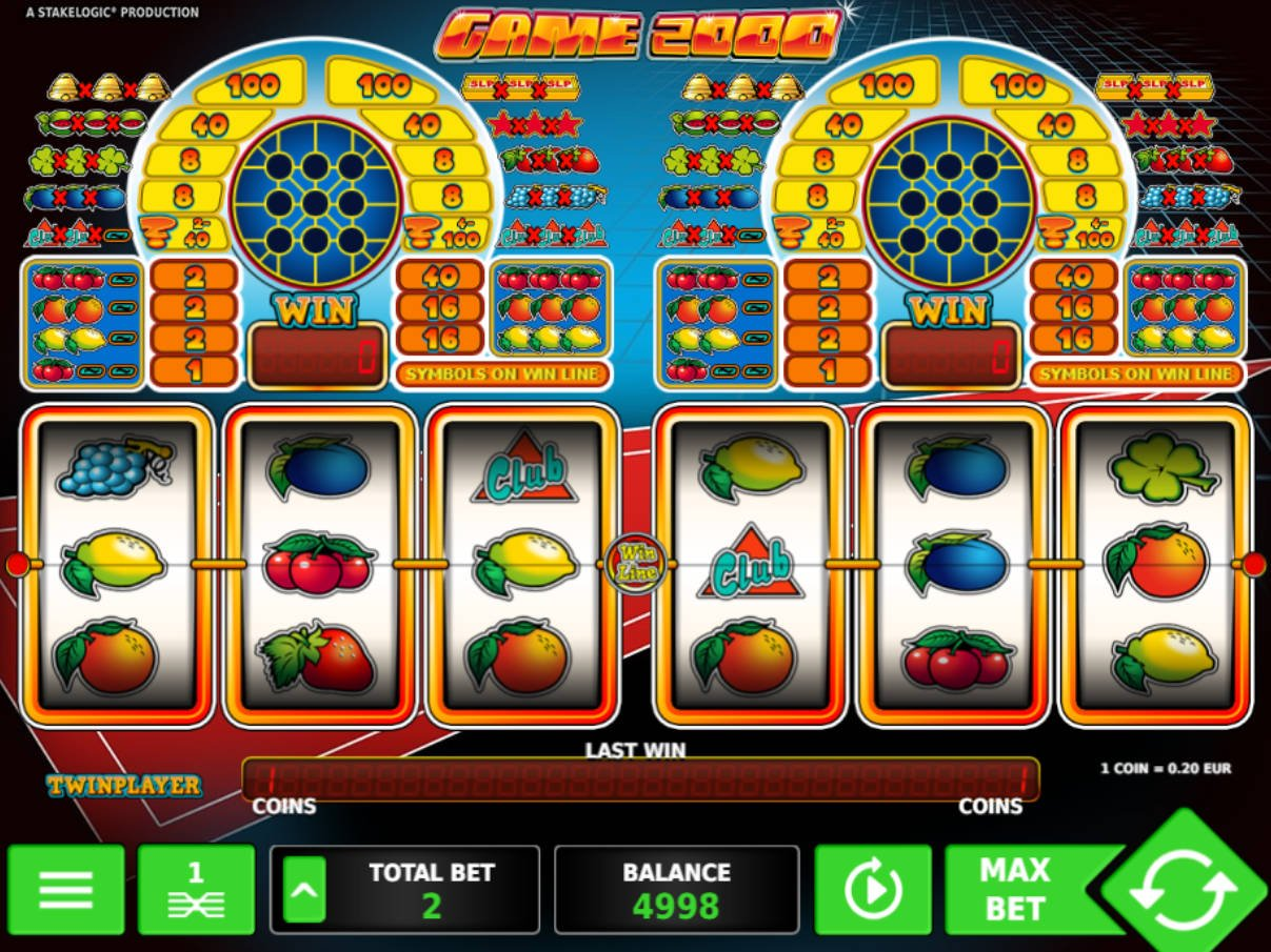 2000 Free Slots
