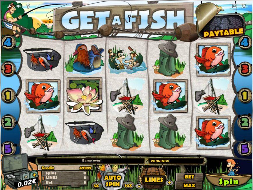 No registration slot game Get a Fish