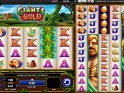Casino slot machine Giant's Gold