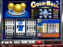 Play free online slot machine Gold Ball