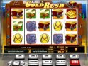 Online casino slot machine Gold Rush