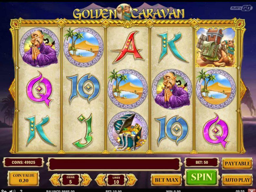 Valley allj arabian caravan slot machine online invicta
