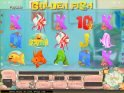 Spin slot game Golden Fish no deposit