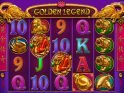 Play slot machine for fun Golden Legend