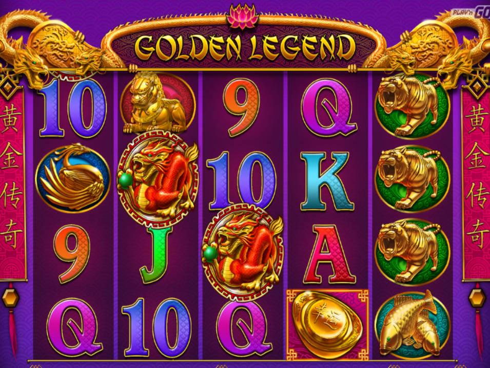 Spiele Dragon Legend Jackpot - Video Slots Online