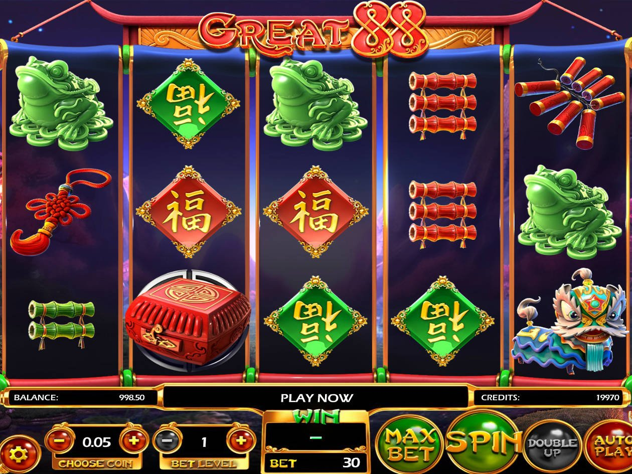 Top paying slot machines