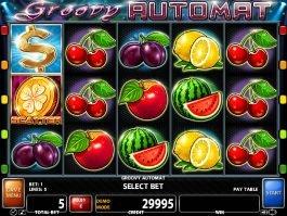 Groovy Automat by Casino Technology online zdarma