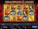 Slot machine for fun Guardian of the Sand with no deposit
