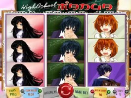 Free online game High School Manga