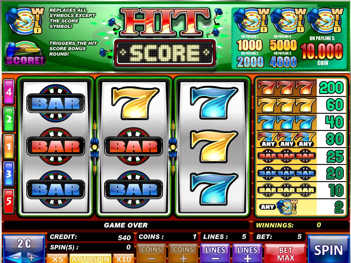 Juego de casino online