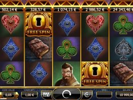 Holmes and the Stolen Stones casino free game