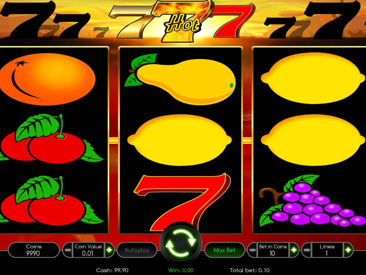 777 Online Slots