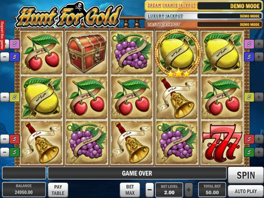 Spin casino free game Hunt for Gold